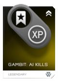REQ Gambit AI Kills Legendary