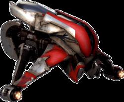 Transparent image of the Halo Wars 2 Banished Banshee