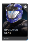 H5G REQ Helmets Operator GEN1 Rare