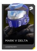 H5G REQ Helmets Mark V Delta Legendary