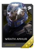 H5G REQ Helmets Wrath Anhur Legendary