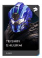 H5G REQ Helmets Teishin Shuurai Rare.png